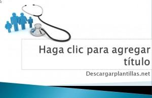 plantilla medicina