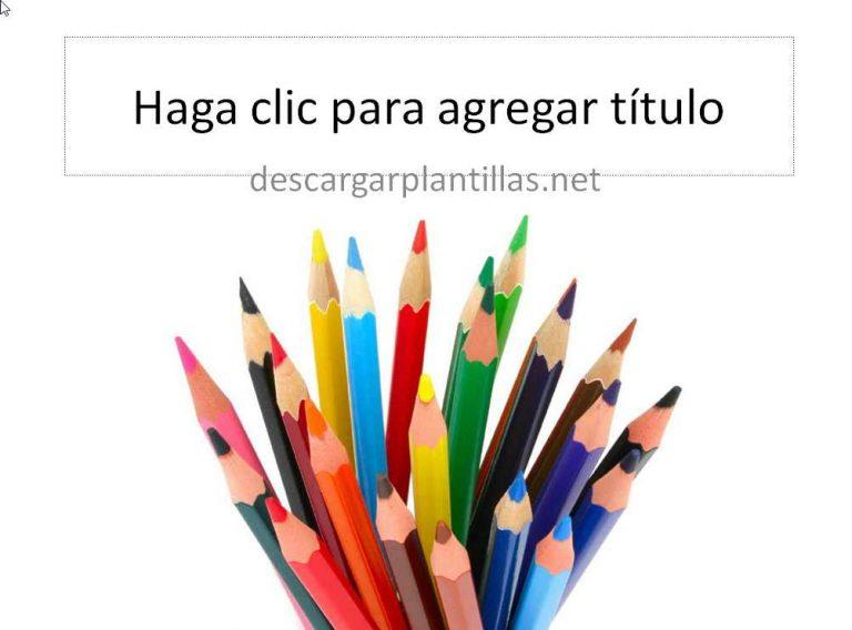 l u00e1pices de colores