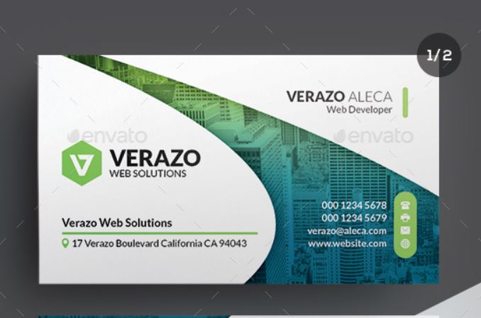 57-Business Card Bundle 60 by verazo _ GraphicRiver