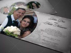 tarjeta invitación boda